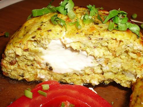 Рецепт Куриные котлетки с сыром в пароварке
